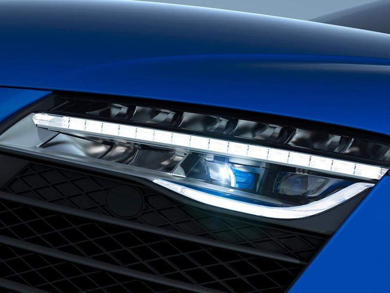 Второе поколение Audi R8 дебютирует в Женеве