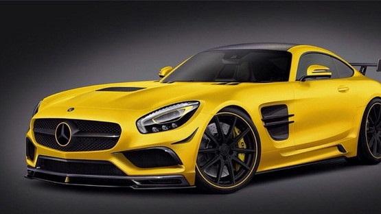 Маленькое тюнинг-ателье первым взялось за самый совершенный Mercedes