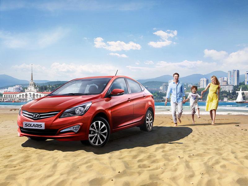 Hyundai предложит «утилизационные» скидки на Solaris