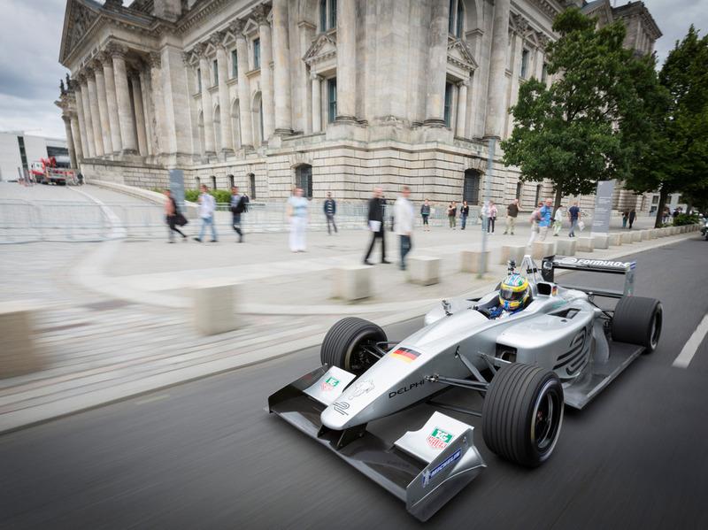 Volvo может принять участие в электрической «Формуле»
