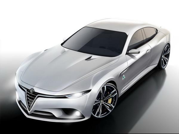 Alfa Romeo хочет конкурировать с немцами
