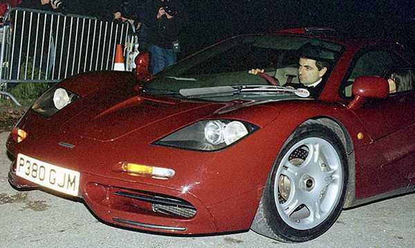 Мистер Бин запросил за свой суперкар $12 000 000
