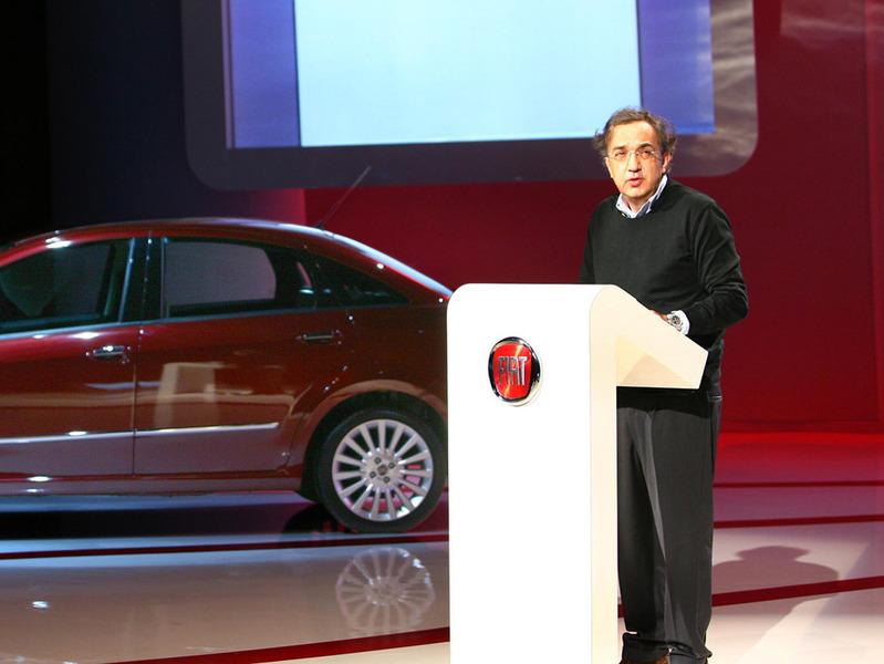 Fiat-Crysler откроет залповый огонь новинками