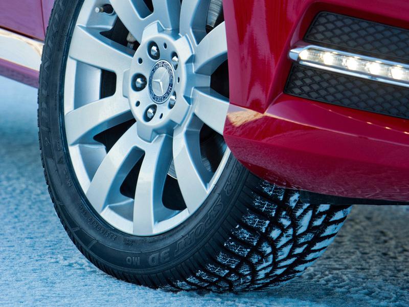 Штраф за шины не по сезону хотят увеличить в несколько раз