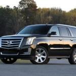 На заводе GM в Петербурге стартовало производство Cadillac Escalade