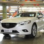 Чиновникам дадут присмотреться к автомобилям Mazda