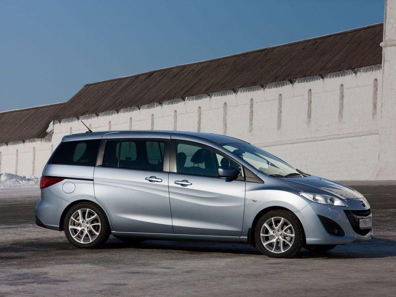 Mazda откажется от минивэна