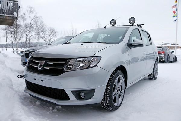 Renault Sandero получит «горячую» версию