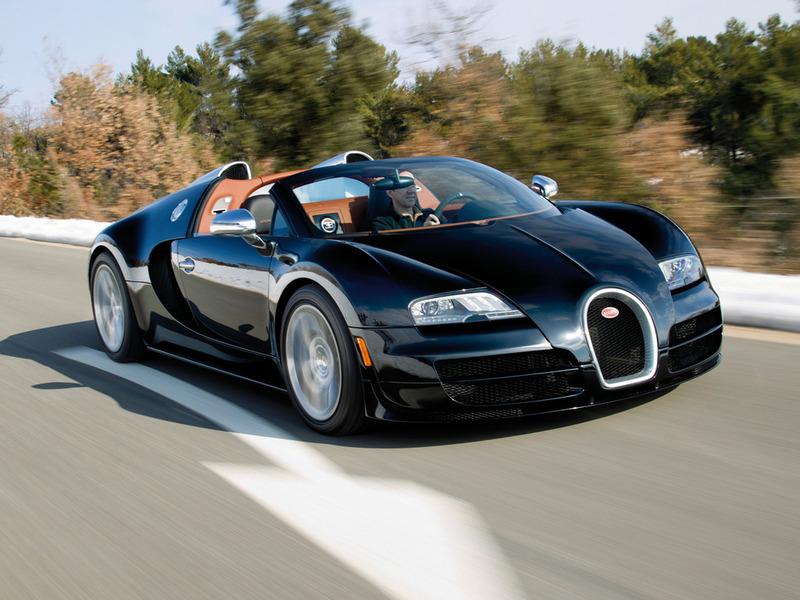 Для Bugatti Veyron сделали выхлоп по цене Audi A6