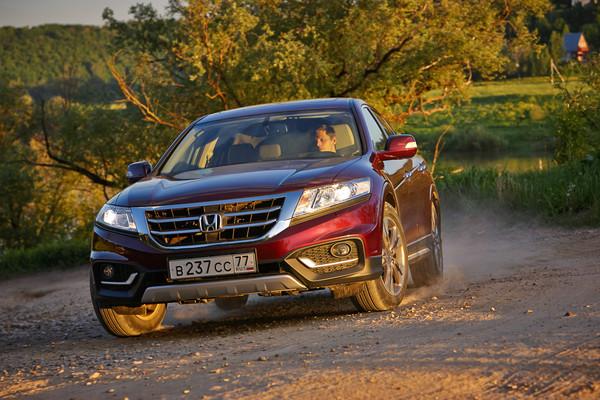 Honda оставит россиян без большого кроссовера