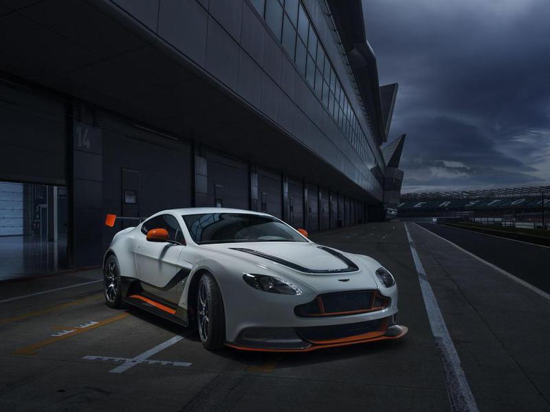 Aston Martin показал самую экстремальную версию Vantage