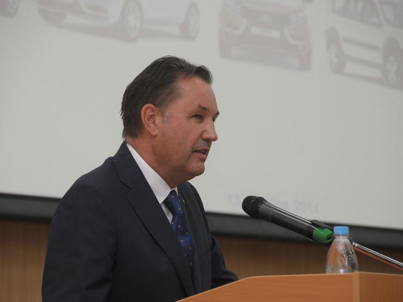 Бу Андерссон просит правительство РФ поддержать «АвтоВАЗ»