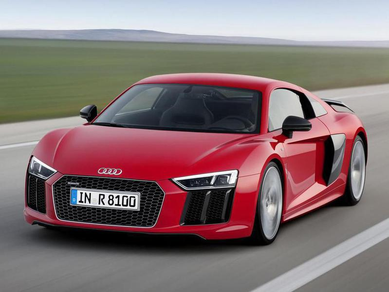 Электрический суперкар Audi приехал следом за бензиновым