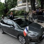 Чтобы сэкономить, правительство Франции распродаёт автопарк