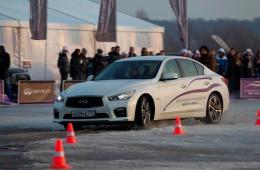 Infiniti открыла собственную школу вождения в России