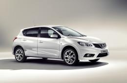 Nissan представил новый хэтчбек для России