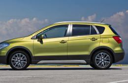 Suzuki New SX4 до конца марта доступен со скидкой до 30%