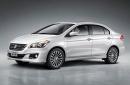 Новый седан от Suzuki появится в России в следующем году