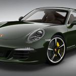 Porsche выпустит электрокар и водородомобиль