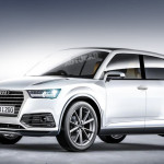Кроссоверу Audi Q1 подготовят младшего брата