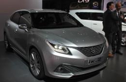 Suzuki — сразу два спорных концепта