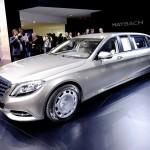 "Представлен ""президентский"" Mercedes-Maybach S600 Pullman"