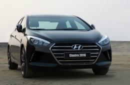 Новый Hyundai Elantra: первое фото