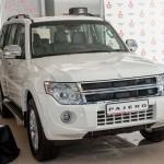 Новый Mitsubishi Pajero