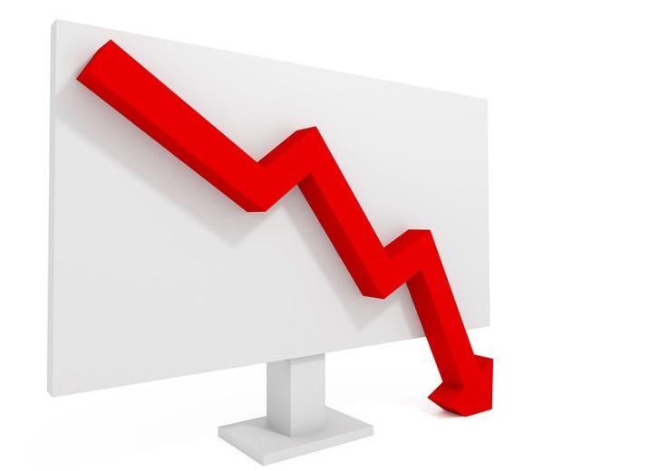 Продажи автомобилей в России – рекордное падение