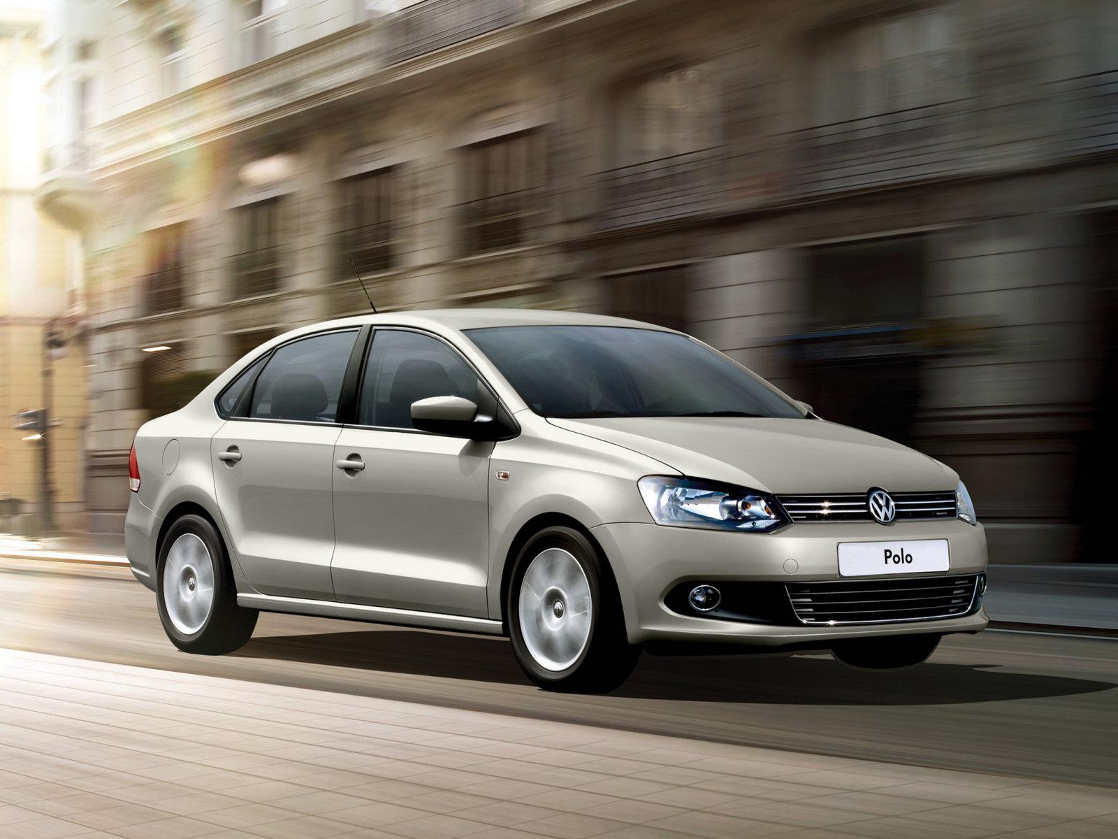 Volkswagen Polo седан: резкое снижение цен