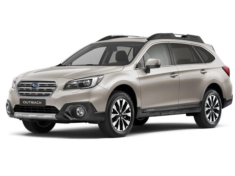 Новый Subaru Outback доберется до России летом