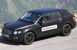 В Словакии займутся выпуском Bentley