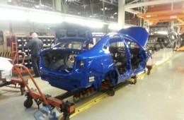 Новые цвета Lada Vesta: почти как у Subaru