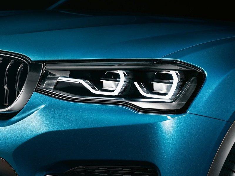 Новый кроссовер от BMW потеряет букву X