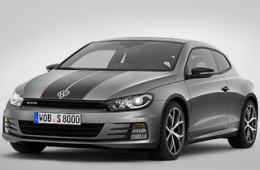Volkswagen везет в Китай «разгоряченный» Scirocco