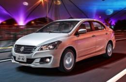 До появления нового седана Suzuki в России больше года