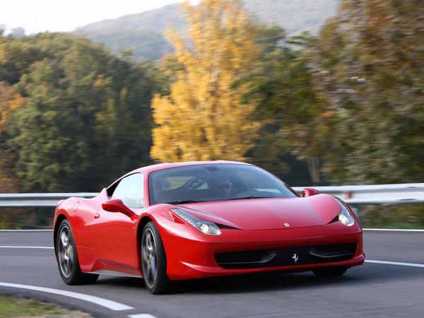 Кризис в России: Ferrari открывает крупнейший автосалон