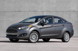 Доступный седан Ford – уже этим летом