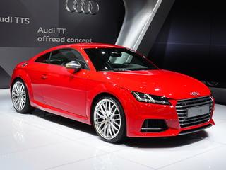 Audi выпустила «бюджетную» версию модели TT