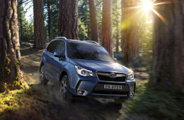 После обновления Subaru Forester стал дороже на 200 000 рублей