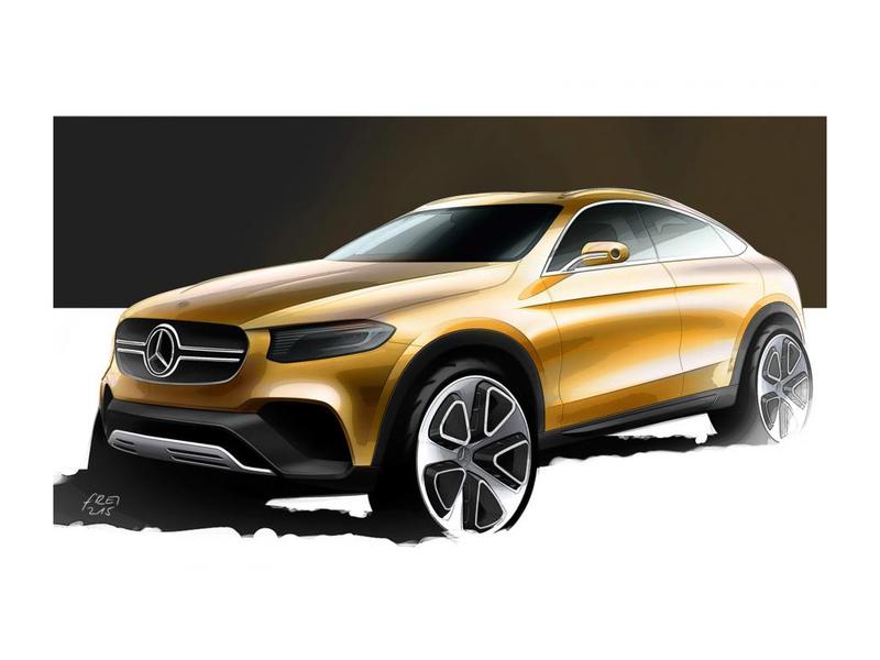 Mercedes-Benz готовит соперника BMW X4
