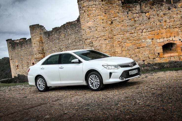 «Почти докризисные цены»: теперь и Toyota
