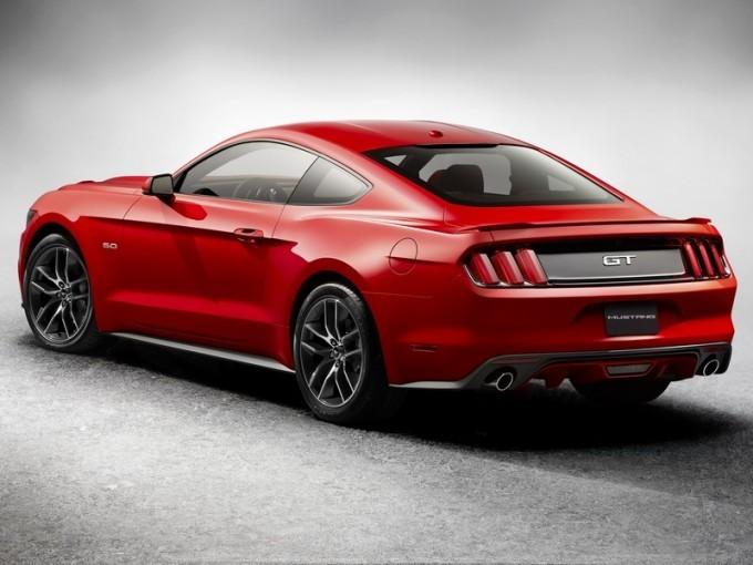 Ford Mustang для России: объявлены характеристики