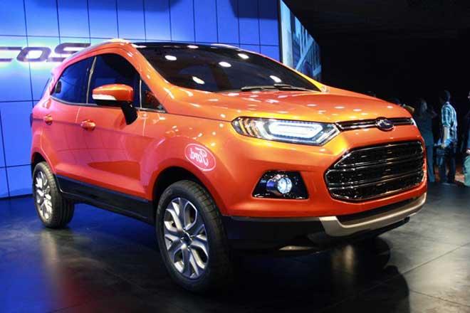 Ford EcoSport станет гораздо симпатичнее