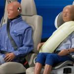 Европейцы не жалуют ремни безопасности на заднем ряду