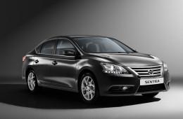 Nissan Sentra ожидает скорое обновление