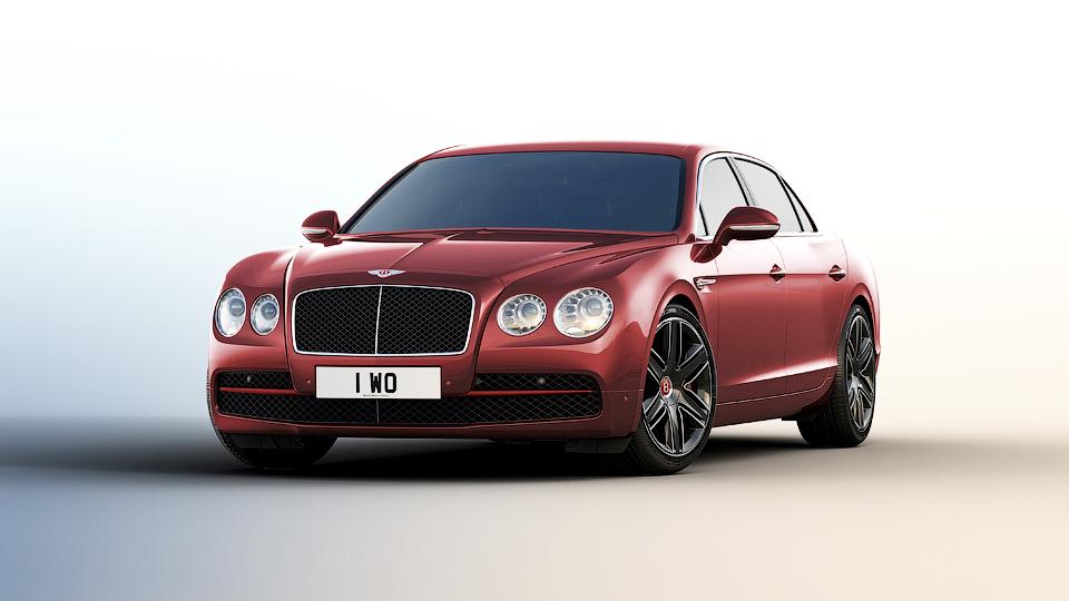 Новую версию Bentley Flying Spur назвали «белугой»