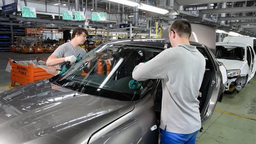 Количество дефектов у гарантийных Lada стало рекордно низким