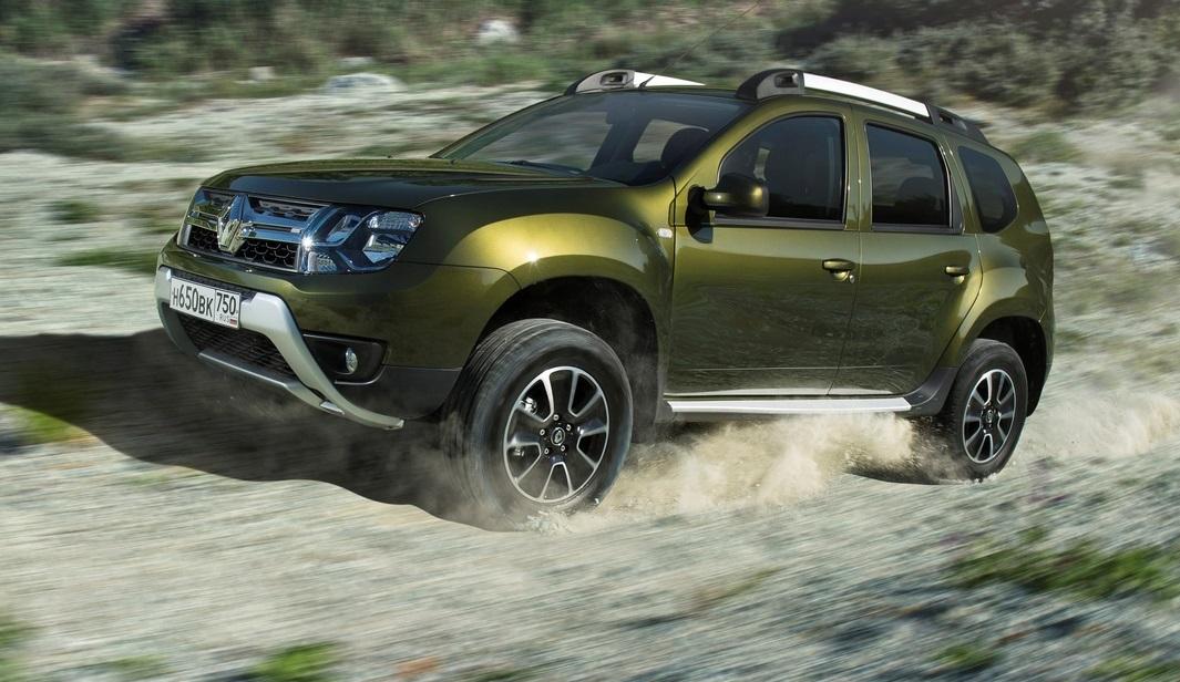 Обновленный Renault Duster: известны цены и первые подробности