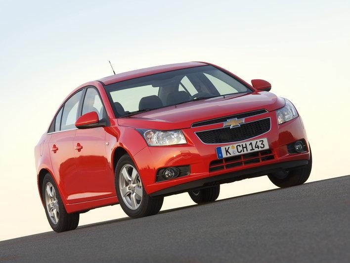 Chevrolet теперь стоит дешевле, чем до кризиса